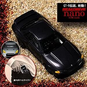 R/C リアルドライブ nano 日産スカイライン GT-R (R32)