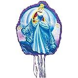 Disney Cinderella Drum Pull-String Pinata ディズニーシンデレラドラムがプル文字列ピニャータは、?ハロウィン?クリスマス?