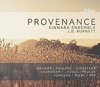 Kinnara Ensemble: Provenance【CD】 [並行輸入品]
