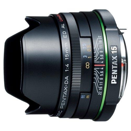 PENTAX リミテッドレンズ 超広角単焦点レンズ DA15mmF4ED AL Limited Kマウント APS-Cサイズ 21800