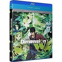 Dimension W Essentials Blu-Ray