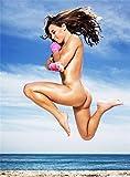 ミーシャテイト18X24ポスター - セクシーUFC MMA全裸!!!!熱い [並行輸入品]