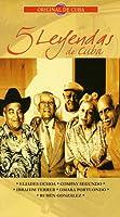 5 Leyendas De Cuba (Box Set)