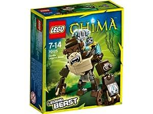 レゴ (LEGO) チーマ 伝説のビースト「ゴリラ」 70125