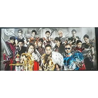 EXILE ALL NIGHT LONG PERFECT BOX/EXILE mobile・ミュゥモショップ・GREE・ライブ会場限定商品
