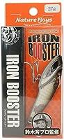 Nature Boys(ネイチャーボーイズ) バイブレーション アイアンブースター 75mm 27g カタクチイワシ IR1027-02K ルアー