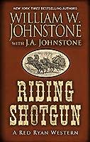Riding Shotgun (Thorndike Large Print Western)