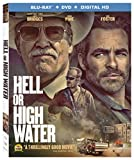 Hell Or High Water [Blu-ray + DVD + Digital HD]