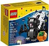 レゴ ハロウィン セット バット&パンプキン 40090