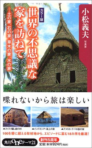 世界の不思議な家を訪ねて—土の家、石の家、草木の家、水の家 (角川oneテーマ21)
