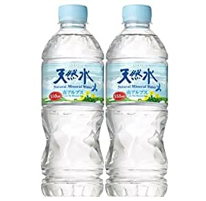 [2CS] サントリー 天然水(南アルプス) (550ml×24本)×2箱