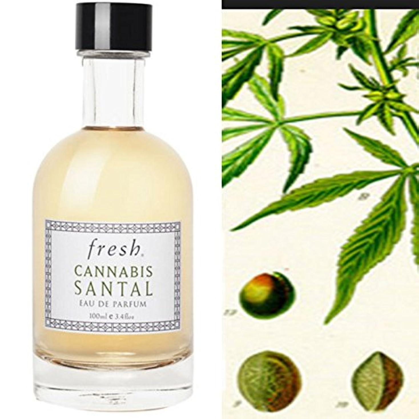 ピン運動高齢者Fresh (フレッシュ) 大麻サンタルオードパルファム,100ml(3.4oz)- Cannabis Santal 。 [並行輸入品] [海外直送品]