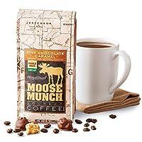 Harry & David Decaf Moose MunchCaramel Coffee by
