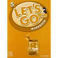 Let's Go 5: Beginning to High Intermediate, Grade K-6 (Let's Go (Oxford))