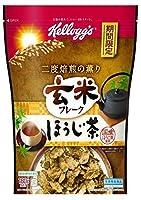【販路限定品】ケロッグ 玄米フレーク ほうじ茶 180g×6袋