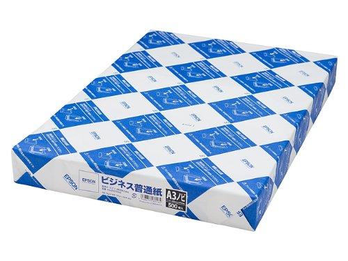 ビジネス普通紙 スーパーファイン紙 A3ノビ KA3N500BZ 1個(500枚)