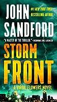Storm Front (A Virgil Flowers Novel) by John Sandford(2014-09-30)