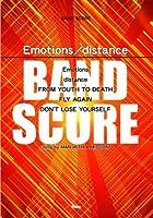 バンドスコア Emotions/distance song by MAN WITH A MISSION (BAND SCORE) (楽譜)