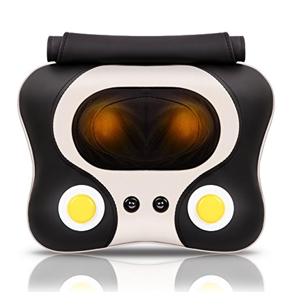 トランクライブラリ照らすバストHAIZHEN マッサージチェア 全身用マッサージピロー電動ネックマッサージ混和指圧マッサージ(3色) (色 : B)
