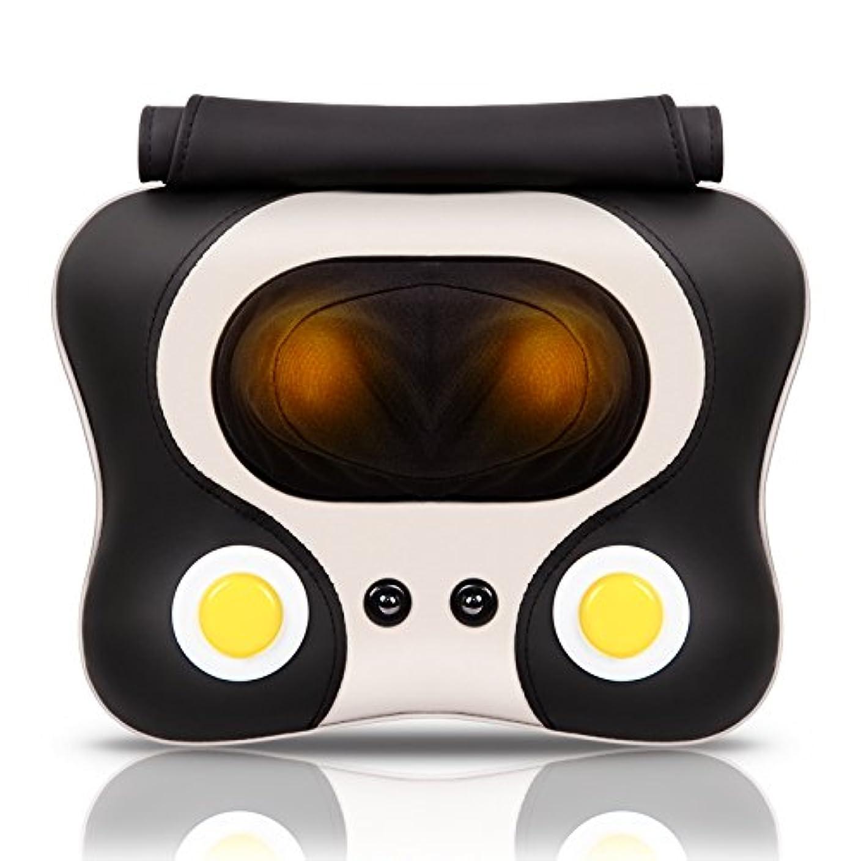 概念バズリクルートHAIZHEN マッサージチェア 全身用マッサージピロー電動ネックマッサージ混和指圧マッサージ(3色) (色 : B)