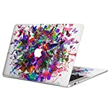 MacBook Air 13inch 専用スキンシール マックブック 13inch 13インチ Mac Book Air ノートブック ノートパソコン カバー ケース フィルム ステッカー アクセサリー 保護 ペイント カラフル 鳥 012273