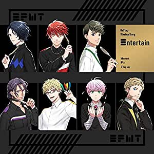ReFlap Startup Song 『Entertain』[初回限定盤](CD+BD)
