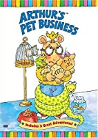 Arthur: Arthur's Pet Business