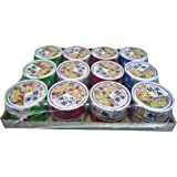 いなば 前浜の魚 アソートパック(かつお丸つぶし、かつお丸つぶし野菜入り、かつお丸つぶしにぼし入り)115g×24缶