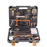 ツールキット AiMis 82点 精密ツール ホームツールセット 工具セット 作業道具セット ガレージツールセット ツールキット 家庭修理&作業用