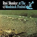 At the Woodstock Festival by Ravi Shankar