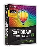 CorelDRAW Graphics Suite X4 日本語版 アップグレード版
