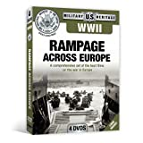 WWII: Rampage Across Europe (National Archives)
