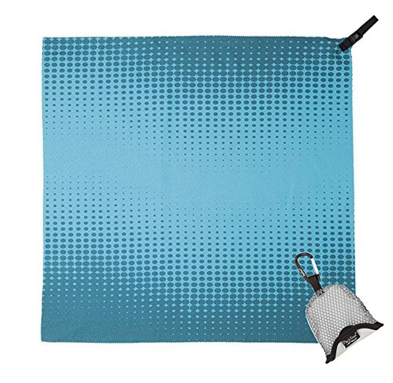 カートマウス統計PackTowl(パックタオル) 軽量速乾 タオル NANO ナノ