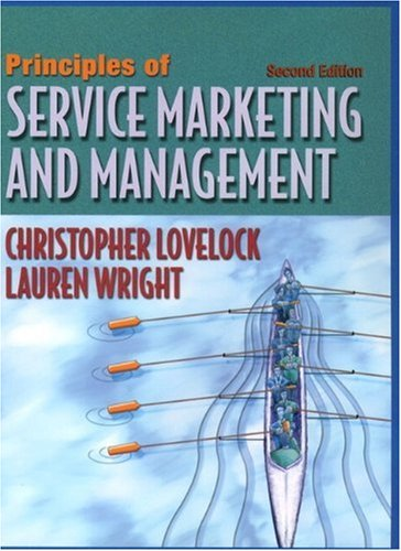 principles of service marketing and management 2nd edition カーリル
