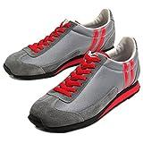 パトリック スニーカー メンズ マイアミ 17 PATRICK MIAMI 17 529004 GRY/グレー ナイロンメッシュ 靴 (42 (26.5cm), GRY (グレー))