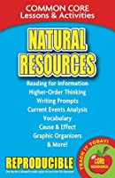 Natural Resources: Common Core Lessons & Activities