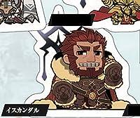 【イスカンダル】 Fate/EXTELLA ダイカットボードバッジ (アルテラ陣営+無所属Ver.)
