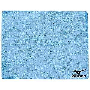 MIZUNO(ミズノ) スイムタオル 小(34×44cm) 高吸水 セームタオル 暑さ対策 水泳 プール