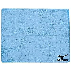 MIZUNO(ミズノ) スイムタオル 高吸水 セームタオル 85ZT75119 サックス プール 水泳