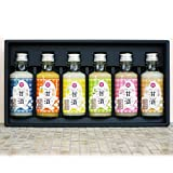 紀州フルーツ甘酒 6本セット(米糀 使用、ノンアルコール)