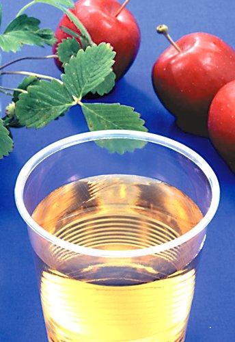 日本デキシー 透明プラスチュックカップ 270ml 30個