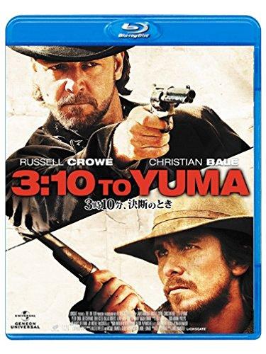3時10分、決断のとき [Blu-ray]の詳細を見る