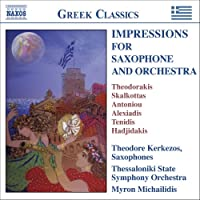 Works for Saxophone & Orchestra