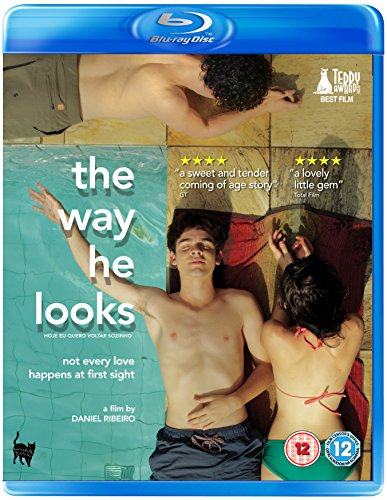 The Way He Looks [Blu-ray] [Import anglais]