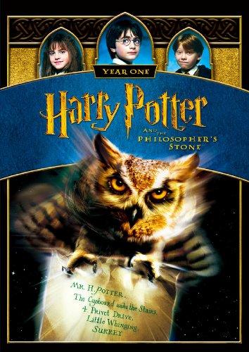ハリー・ポッターと賢者の石(1枚組) [DVD]の詳細を見る
