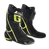 GAERNE(ガエルネ) レーシングシューズ GP-1 / ジーピーワン イエローブラック 28.5cm 【総輸入元:ジャペックス】