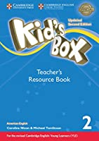 Kid's Box Level 2 Teacher's Resource Book with Online Audio American English (Kids Box)
