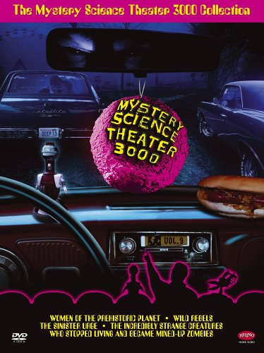 Mystery Science Theater 3000: 9 [DVD] [Import]