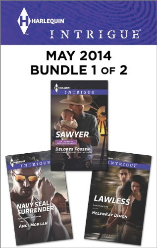 Download Harlequin Intrigue May 2014 - Bundle 1 of 2: An Anthology (English Edition) B00I66DT1C