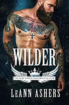 Wilder (Grim Sinners MC Book 2) by [Ashers, LeAnn]